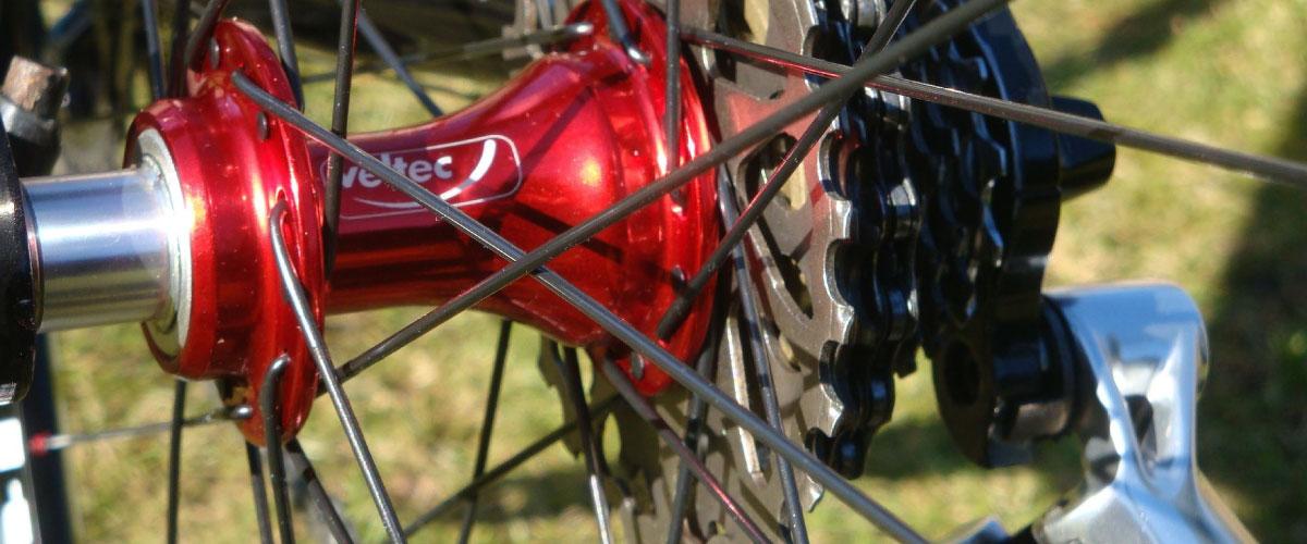 Radios Bicicleta