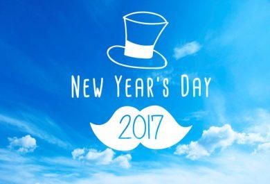 Año nuevo 2017